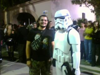 Mi Colega El Stormtroopers